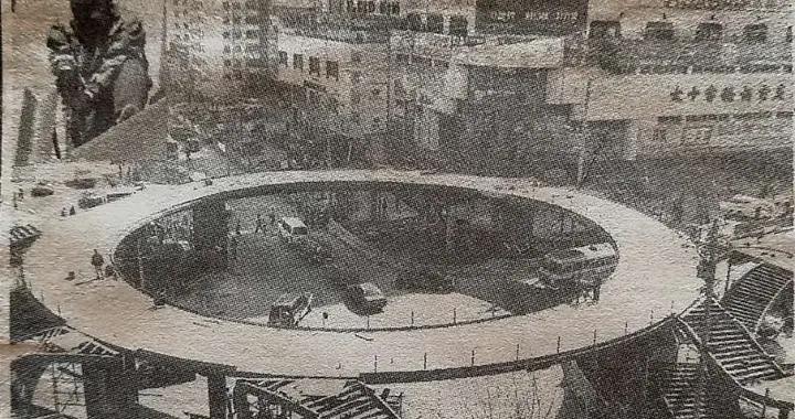 乌鲁木齐大十字天桥拆了!你还记得天桥上的青春和故事吗?