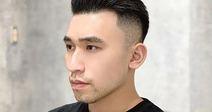 """30几岁男士适合剪""""背头""""发型,这几款轻熟帅气,剪完摆脱油腻感"""