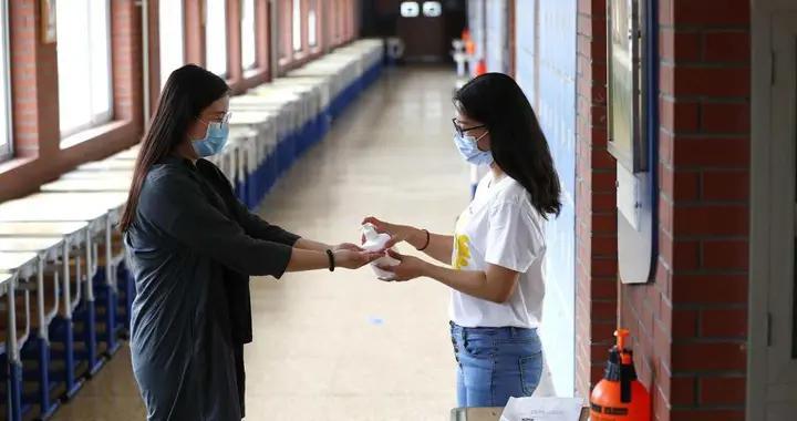 直击:北京高考考点布置成这样了