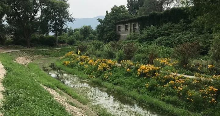 还清南沙河,海淀治理105平方公里内的农田、河道