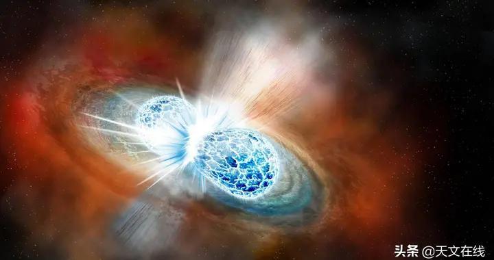 中子星相撞威力太大,还会产生引力波?