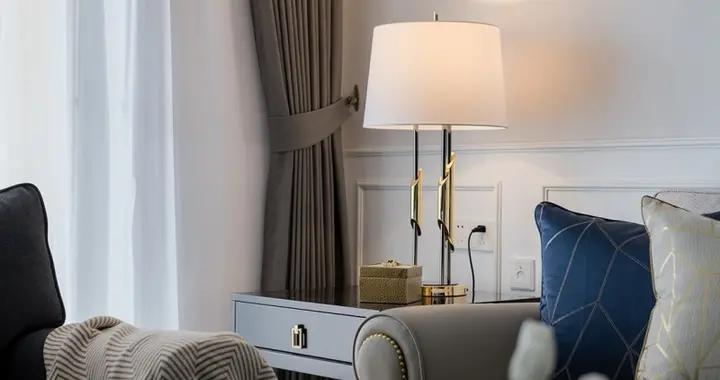 90后小夫妻花9万元装修的美式风格,120平米三居室太赞了!-大冲城市花园装修