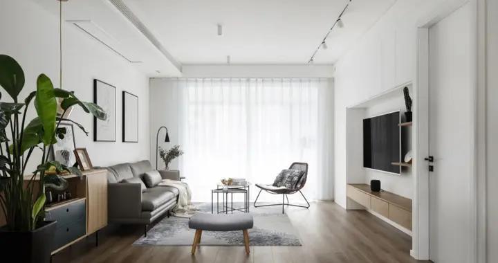 88平米的房子如何装修,装修价格9万元够不够?-金瑭珑沐湾住宅装修