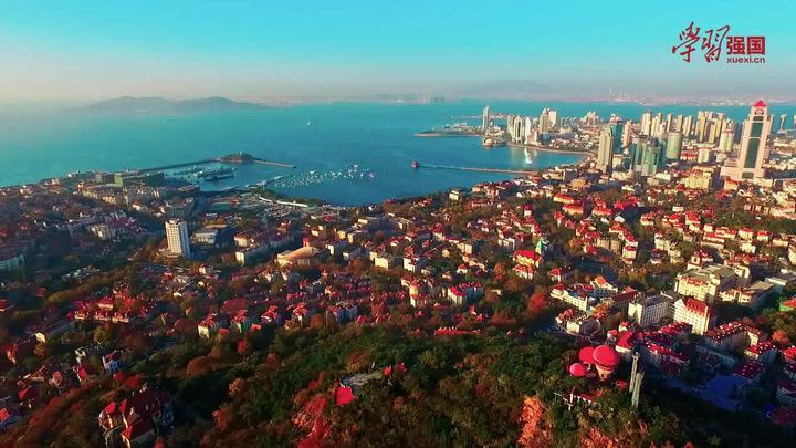 西海岸新区:唱响《我和我的祖国》 庆祝中国共产党成立99周年