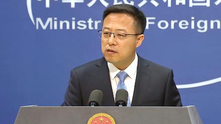 蓬佩奥指责中国企业在新疆强迫劳动赵立坚用这组数字有力驳斥