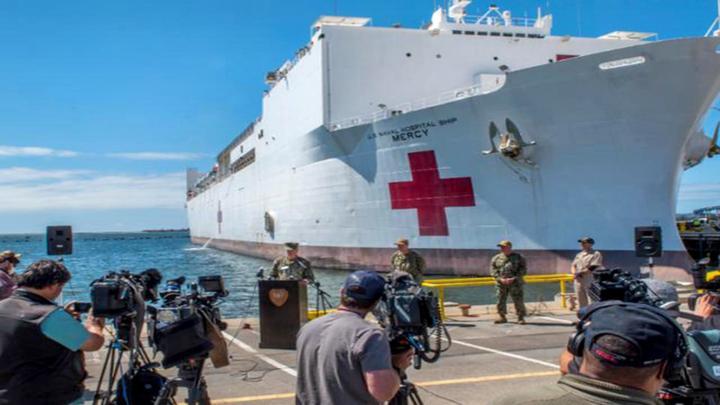 美航母打破海上记录,值得骄傲?海军长官:这不是我们想要的结果