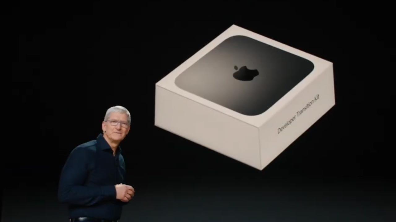 苹果要给Intel AMD上一课了 自研5nm工艺 PC处理器曝光