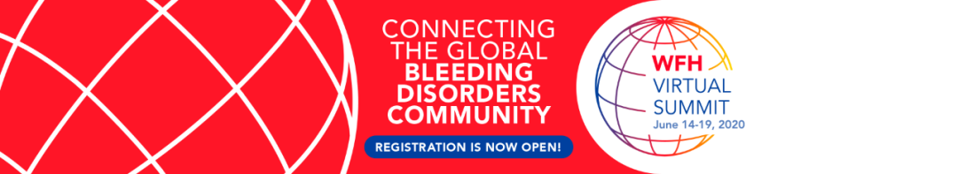 2020世界血友病联盟峰会:It's personal,武田支持出血性疾病患者个体化护理