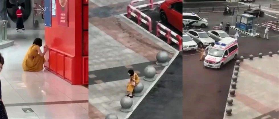 北京大哭女子为无症状感染者:已致204人隔离,多次破坏报警器外出……