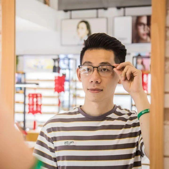 一家非常哇塞的店,近视防蓝光眼镜到手价99元!网红太阳镜免费领!