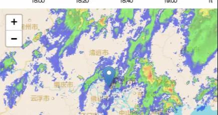 赞!微信公众号和小程序可预报考点天气