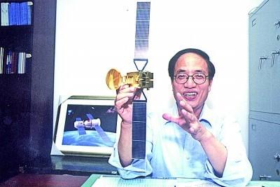 永葆北斗的风骨与灵魂讲述人:北斗一号卫星总设计师、中国工程院院士 范本尧