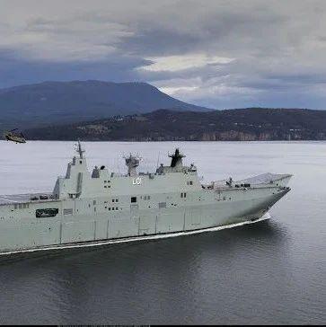 澳大利亚上调军费应对中国:中美摩擦我们不是旁观者