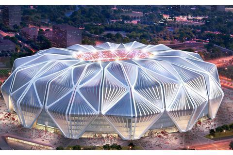 筑牢中国足球基础工程!广州恒大足球场方案正式通过审批