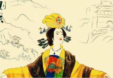 武则天:论后宫中的女人如何一步一步的从才人成为女皇