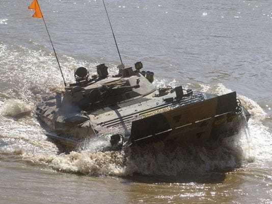印度急购大批二手步兵战车,订单或又被俄罗斯拿下,适合高原作战