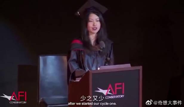 """美国大学全场起立鼓掌!网友:""""这才是中国留学生应有的样子!"""""""
