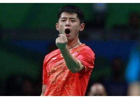 中国乒坛奥运功勋张继科,如今为何不比赛也不退役?原因很简答