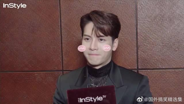 Wang Instyle interview王嘉尔Instyle专访。来看看吧