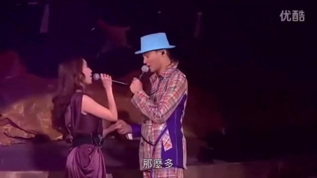张智霖/许秋怡《现代爱情故事》(张智霖我係外星人演唱会2011)