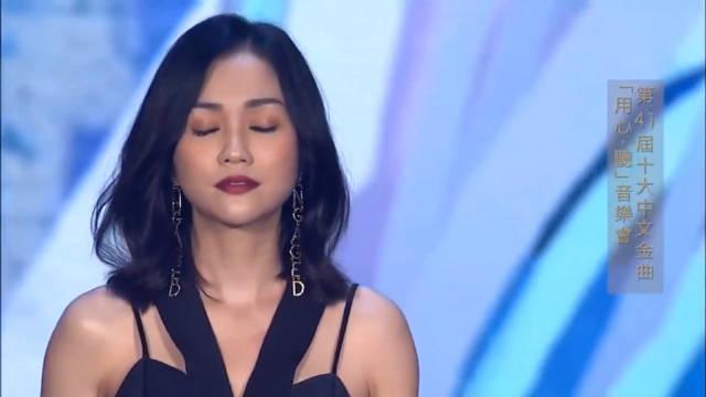 粤语歌总会特别打动我,比如黄伟文×蓝奕邦×郑欣宜的《女神》