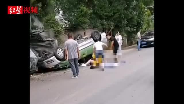 四川达州三车连环相撞 警方通报:两死两伤,正调查事故原因