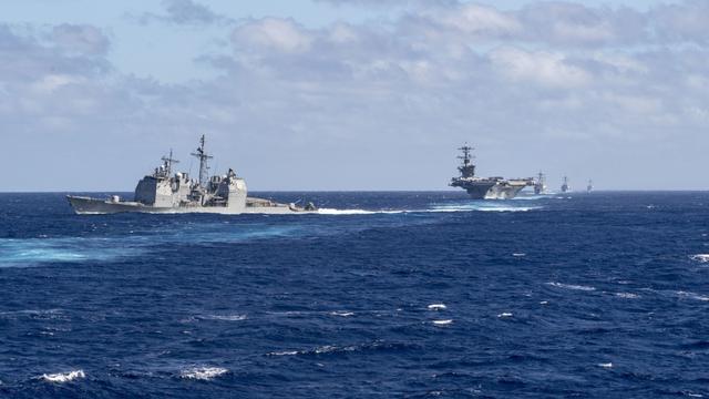 罗斯福号麻烦不断,战斗部署返航有船员死亡,美海军:与新冠无关