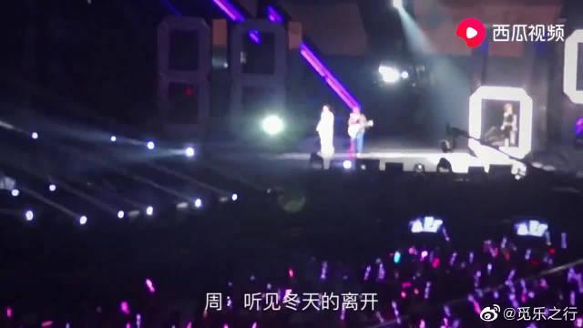 周杰伦、孙燕姿合唱《遇见+不能说的秘密》……