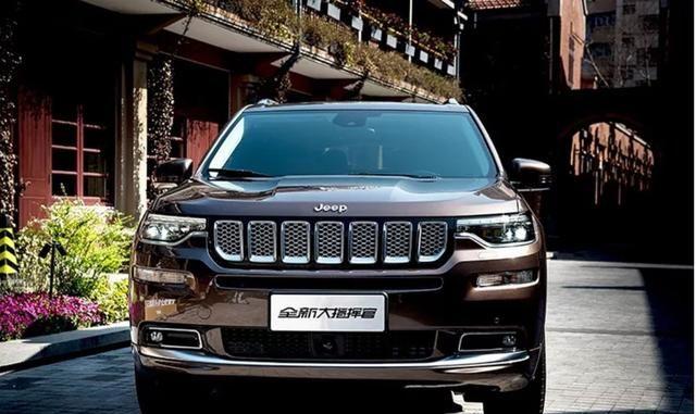 售价23.98万元起,2020款Jeep大指挥官上市开售