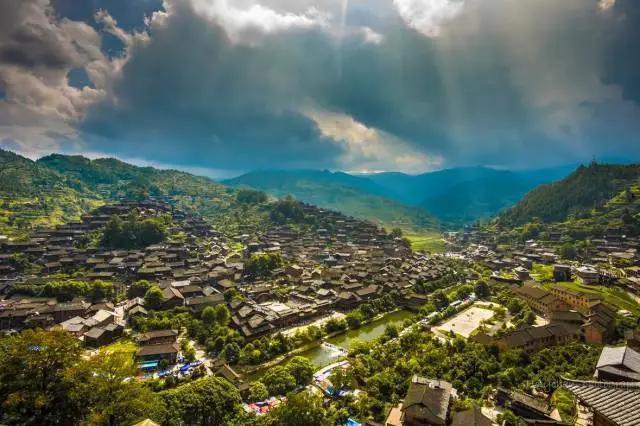 中国这5个绝美古村,每一处都堪称度假胜地,夏天来了就不想回去