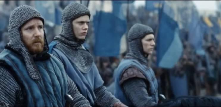 好莱坞经典战争大片,十字军血战丹麦王军……