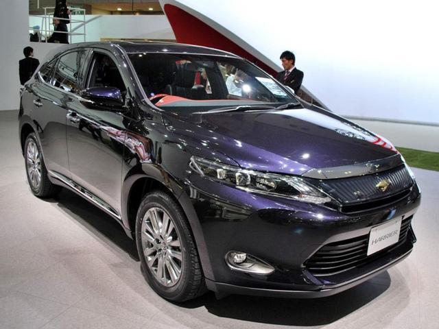 没买车的再等等,丰田新车比探岳漂亮,入门就带2.0L轴距达2970