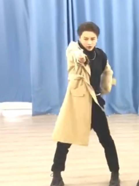 刘雨昕青你2练习室舞蹈直拍 第二波来啦!
