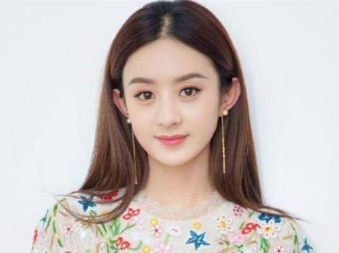 """最耐看的4位女星,杨颖五官立体,刘亦菲""""神仙姐姐"""""""