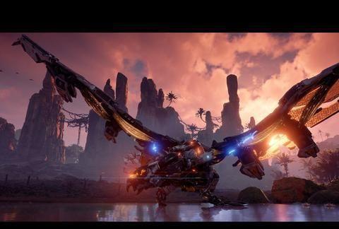 《地平线:期待黎明》PC完全版公布发售日,宣传展示多项新功能