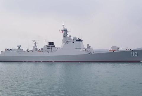 """真的是舰等人?第13艘052D""""齐齐哈尔舰"""",下水三年仍未服役!"""