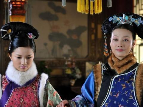她是后宫中最有福之人,受到皇帝宠爱,与甄嬛相伴73年活到96岁