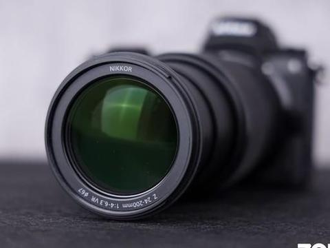 新手的第一支全能镜头 尼康Z 24-200 F4-6.3体验