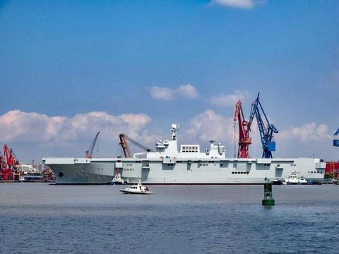 国产无人直升机与世界差距仍大,新型两栖攻击舰,或用外国货?
