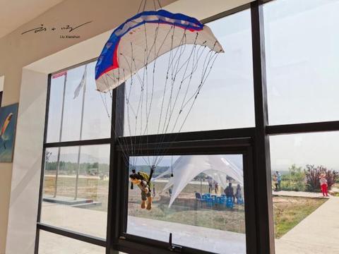河南林州被誉为亚洲第一,世界一流的滑翔基地,知道的游客却很少