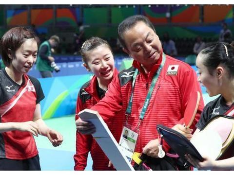 日本女乒教练建议取消乒乓球裁判,说太简单不用判,伊藤高兴坏了