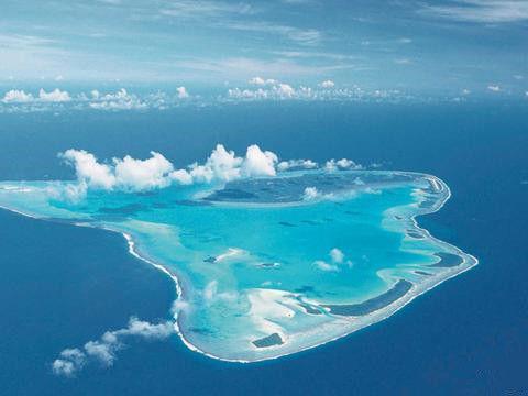 龙虾泛滥没人吃的岛国:人均拥有100平方公里海域