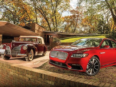 林肯大陆车型即将停产,未来仅保留SUV车型