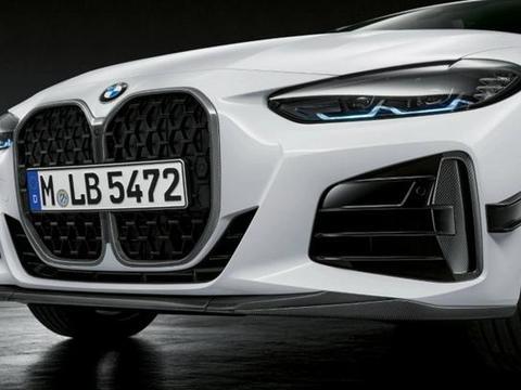 BMW表示4系列「大鼻孔」不会全车系复制贴上