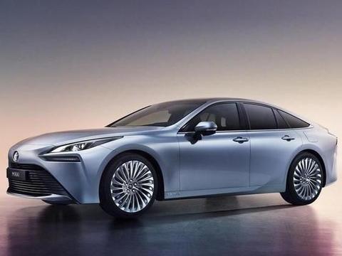 采用氢燃料电池汽车 丰田旗下第二代Miraii