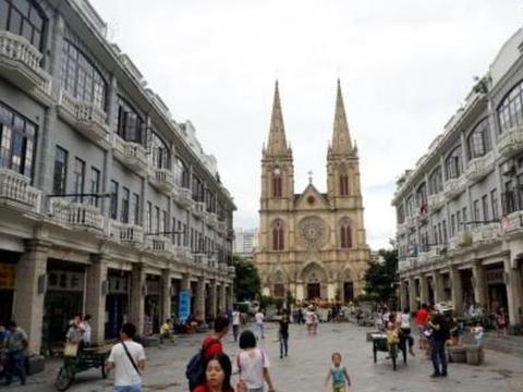 全球唯一有中国元素的教堂,和巴黎圣母院齐名,距今已有百年之久