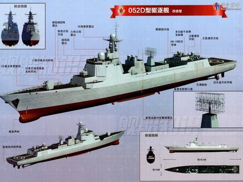 真的是舰等人?第13艘052D齐齐哈尔舰,下水三年仍未服役!