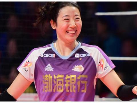 """中国女排""""胖迪""""誉为最美国手,为明年东京奥运会做十足准备"""
