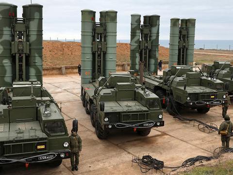 俄罗斯再次领先 新锐S500防空导弹剑指太空,美军空天飞机危险了