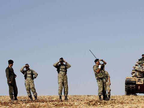 埃尔多安:土耳其将竭尽全力,维护叙利亚的领土完整